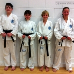 2011 New Intrepid Black Belts