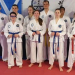 March 2020 Coloured Belt Grading - Juniors & Adults