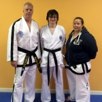 Euan with Master Brown and Miss Dundas