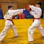 Inverkeithing Class Showing New Pads