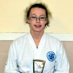 Wiktoria Gawidziel - Student of the Year 2014