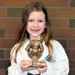 Megan Hynd - Student of the Year 2014