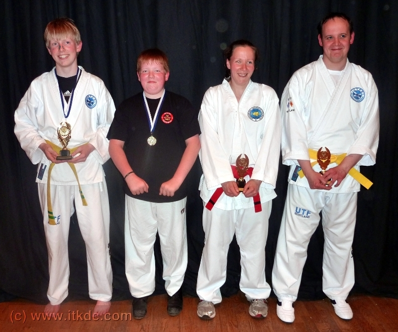 2011 Interclub Tournament – #2 of 3