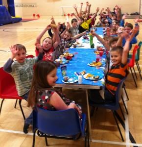 2011 Intrepid Children's Party
