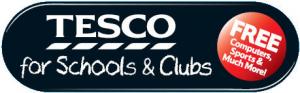 Tesco Vouchers Logo