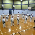 UTFS Blackbelt Gradings & Coloured Belt Seminar