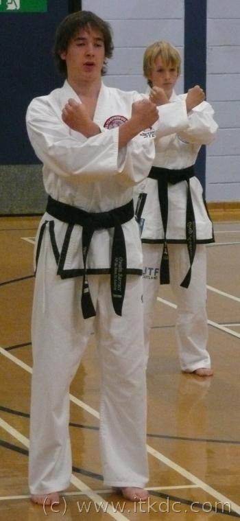 UTFS Blackbelt Gradings & Coloured Belt Seminar