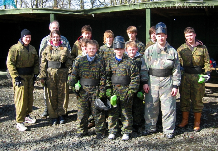 Paintball Day