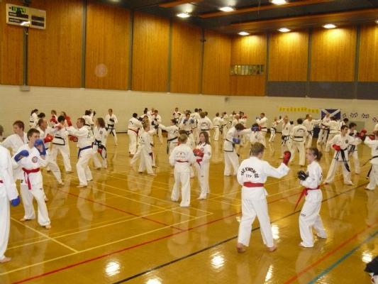 Sparring Seminar (Master Maidana and Master Dalton)