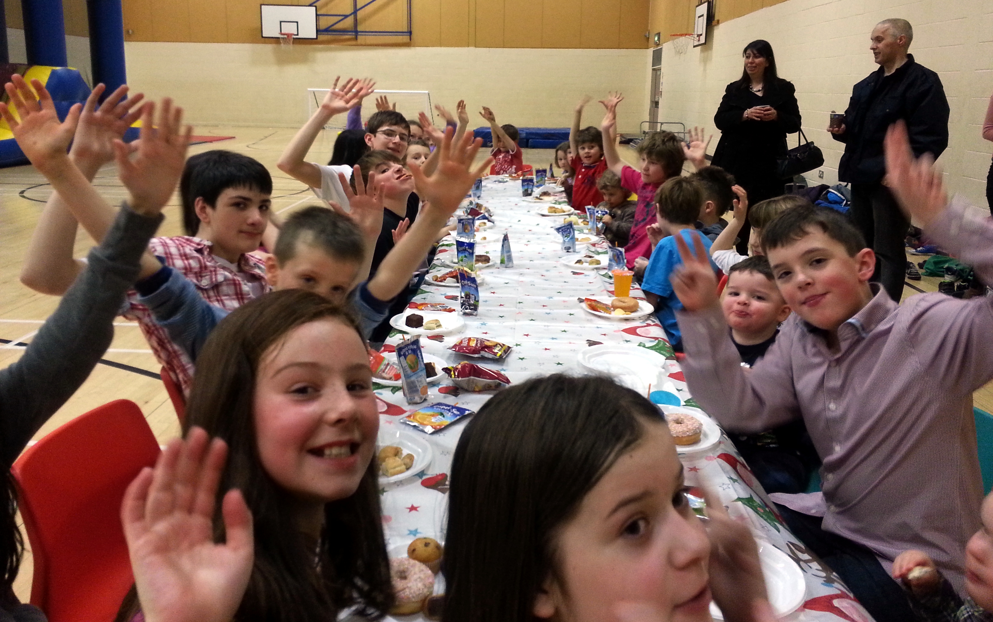 Intrepid Children's Christmas Party 2012