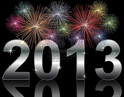 2013: Happy New Year