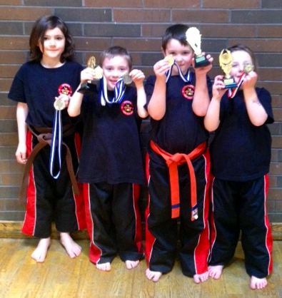 May 2013 Interclub & Black Belt League Competition