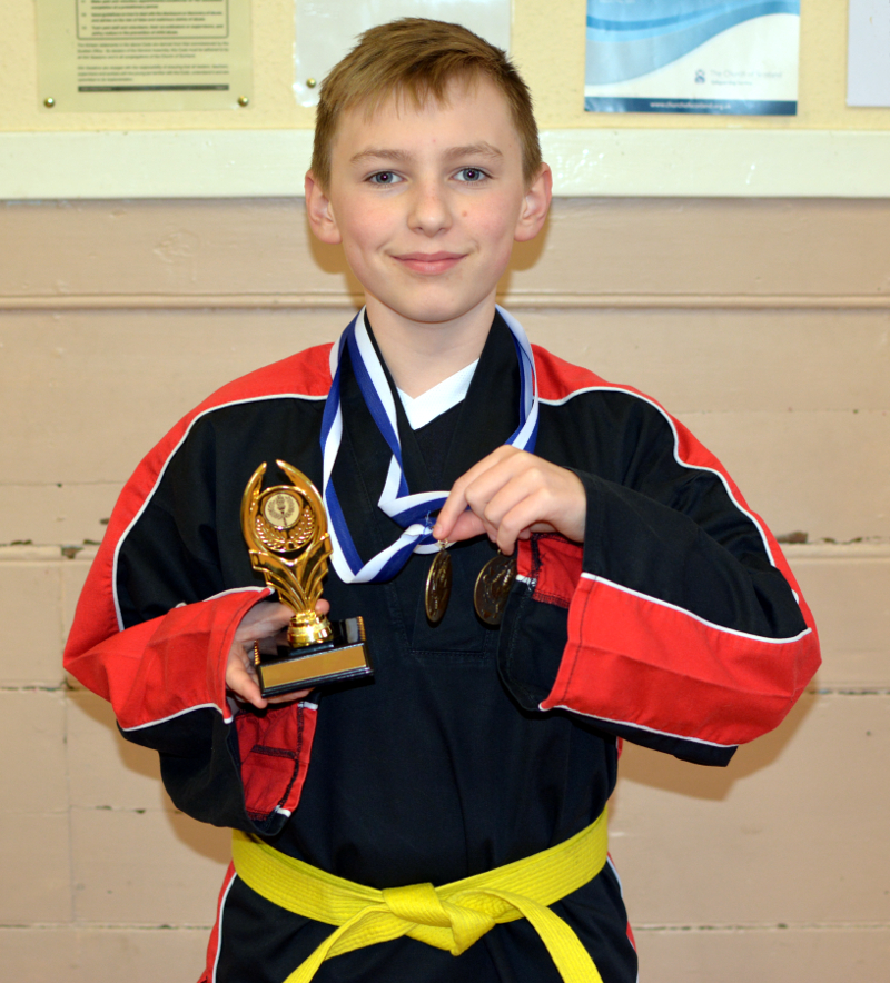 March 2015 Interclub & Black Belt League