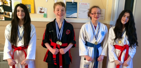 Interclub Competition – May 2014