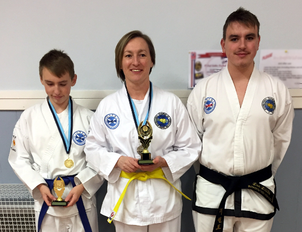 November 2016 Interclub Competition