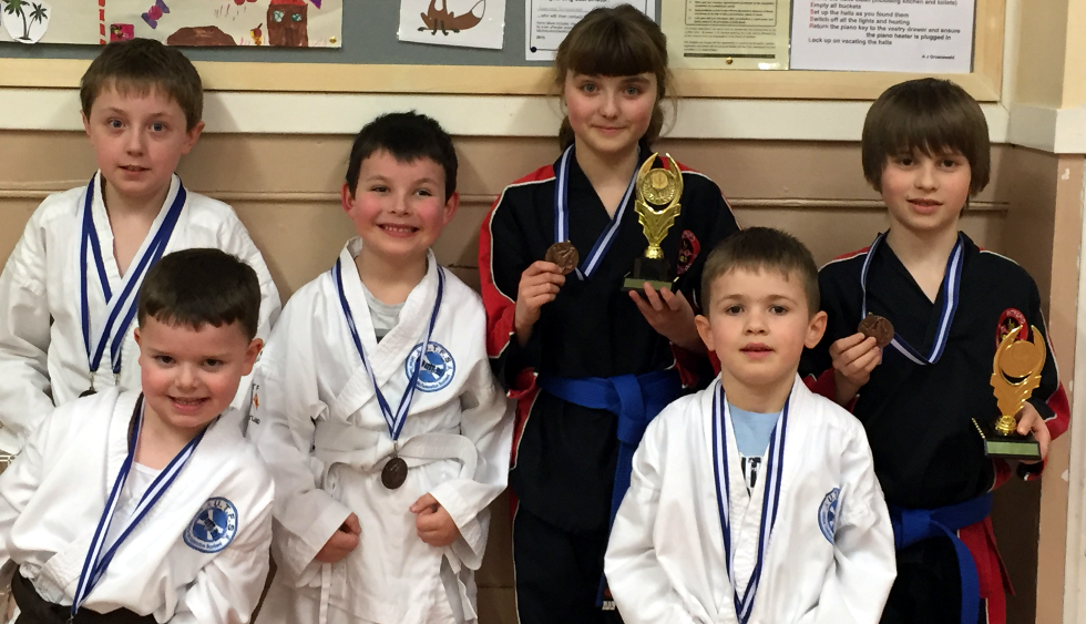 March 2016 Interclub Competition and Black Belt League