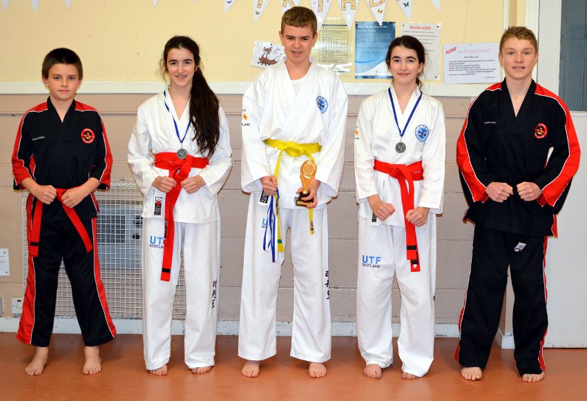 Interclub Competition – Nov 2014
