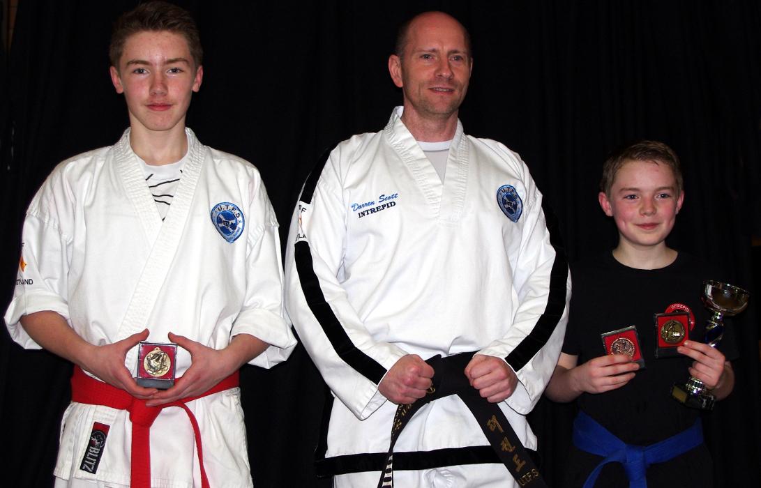 Scottish Championships 2015