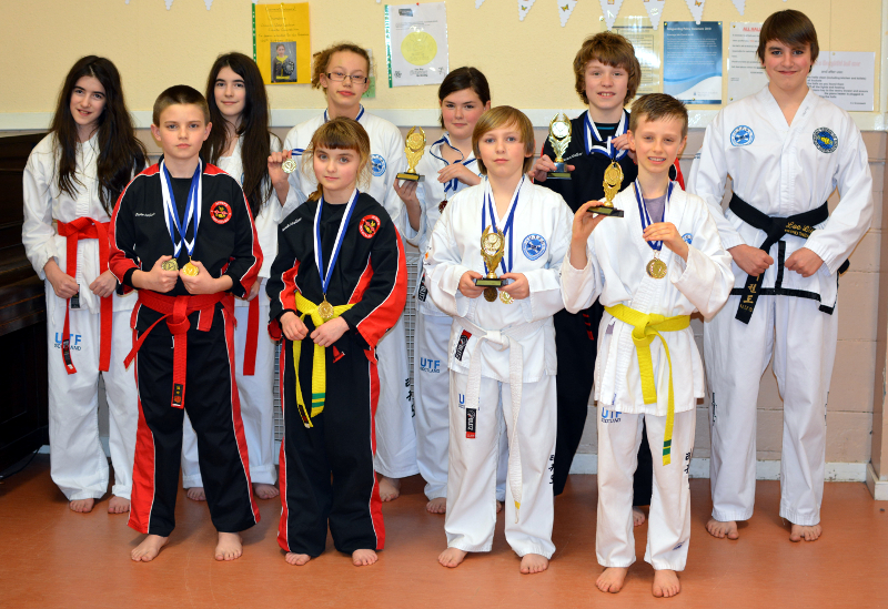 Interclub Competition – March 2014