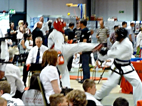 Heart Of England 2013 - Sparring
